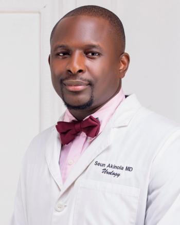 Oluwaseun Akinola MD